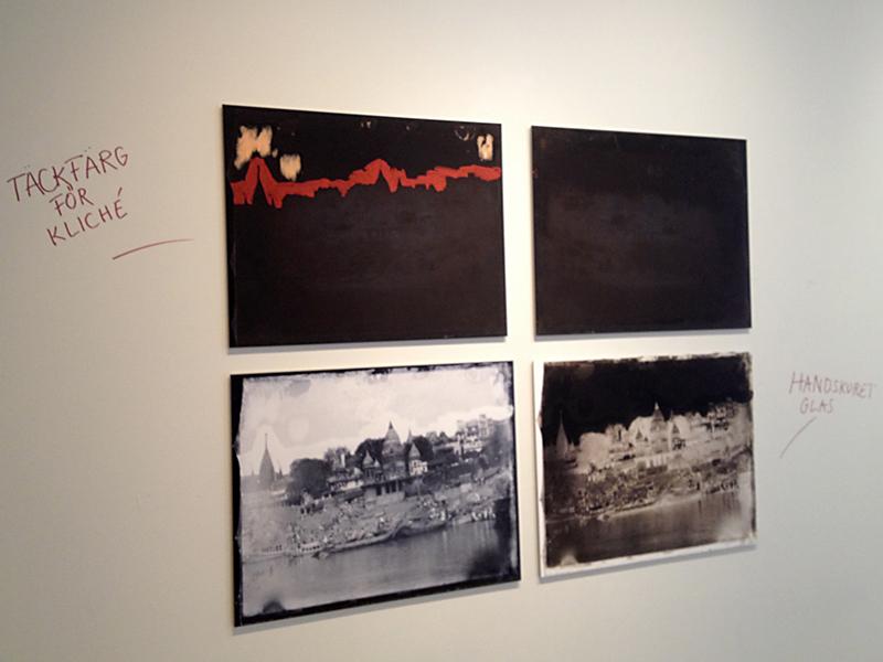 Bevara bilden 2 - utställning av Actit Kommunikation