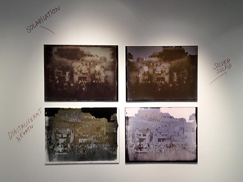 Bevara bilden 3 - utställning av Actit Kommunikation